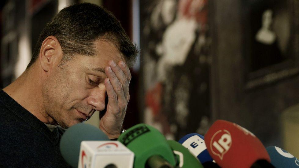 Toni Cantó renuncia a su escaño en el Congreso y a ser candidato a la Generalitat