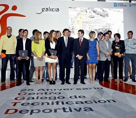 El centro de tecnificación celebró en junio su 25.º aniversario .