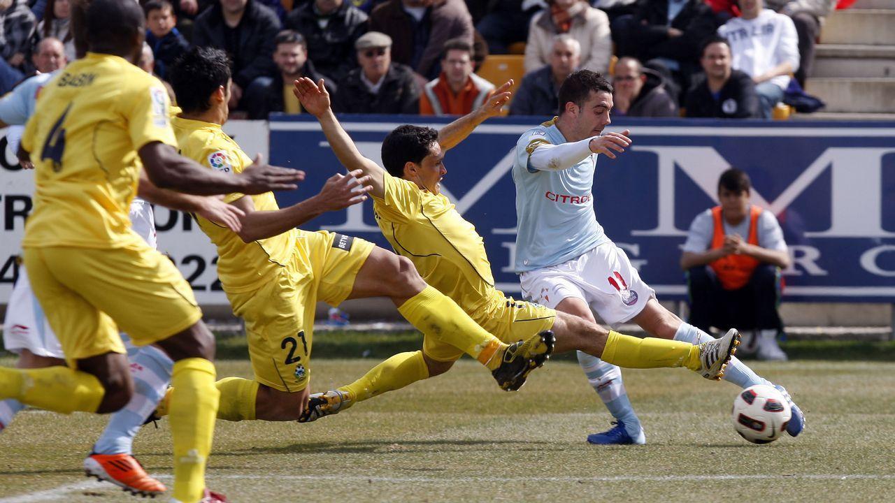 67 - Celta-Villarreal B (0-1) el 12 de marzo del 2011