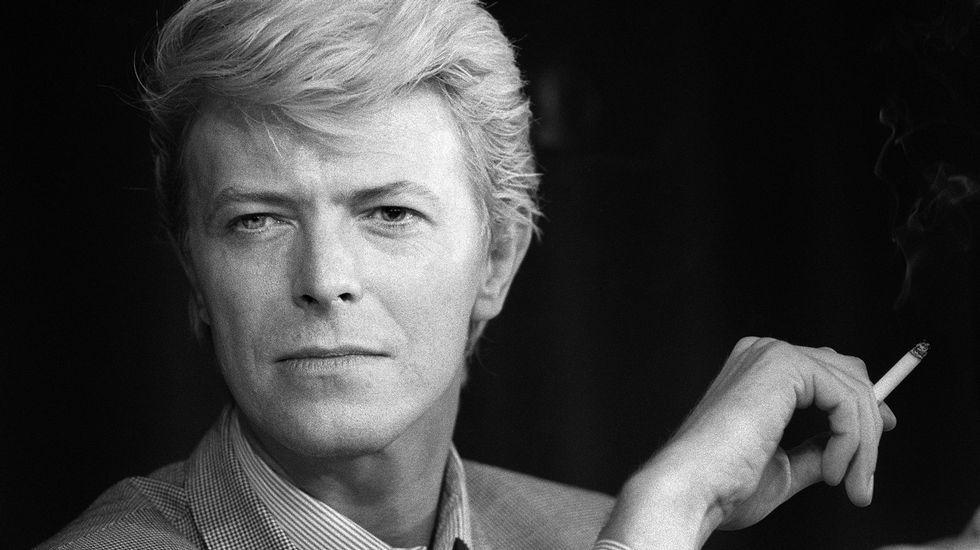 David Bowie había cumplido 69 años el pasado viernes 8 de enero.
