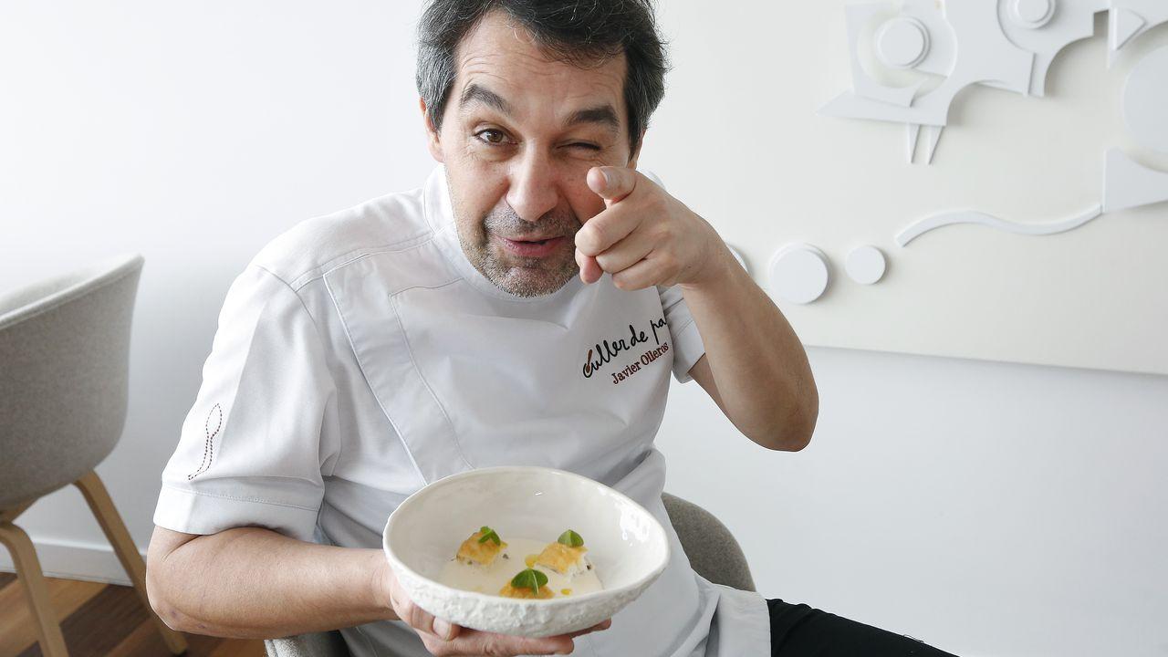 Xúa es el Nova para llevar.Mario Fernández, cocinero de TC28 beber y comer