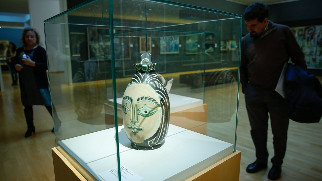 Blanca Vila ha realizado la ilustración para el merchandising de Las Meninas.el investigador de arte holandés Arthur Brand encontró el cuadro Busto de Mujer, del artista español Pablo Picasso