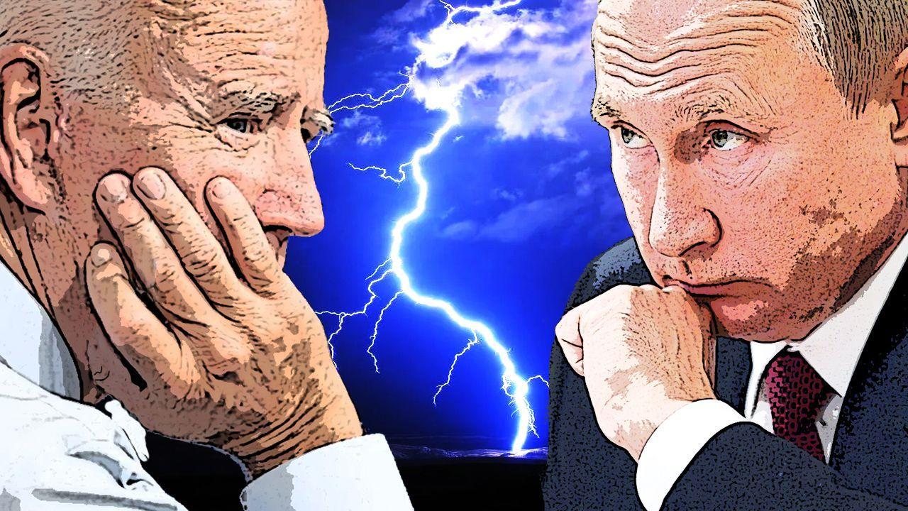 El presidente Joe Biden, a su llegada a la cumbre de la OTAN