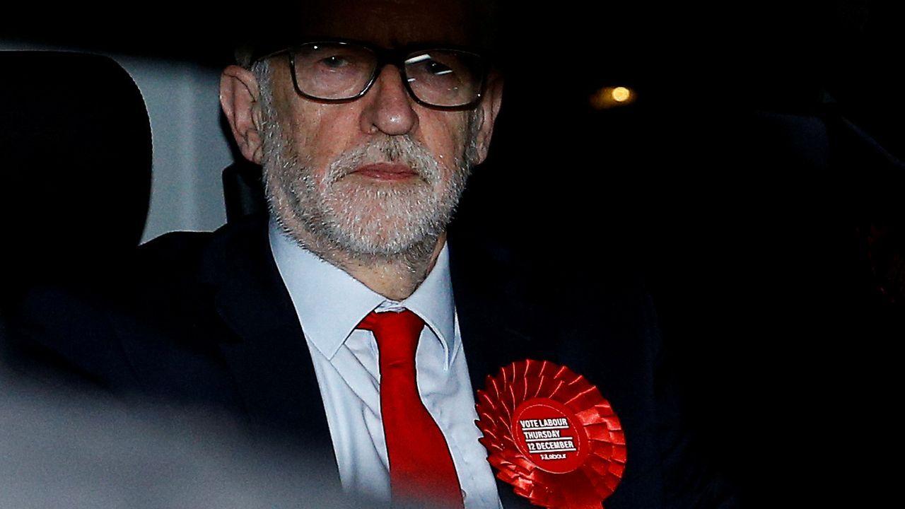 Corbyn ha abierto la puerta a su dimisión y anuncia que no liderará más a los laboristas en futuras elecciones
