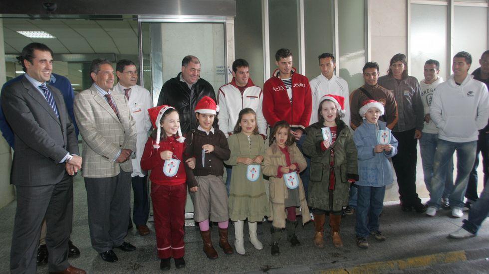 Visita al Xeral en el 2007