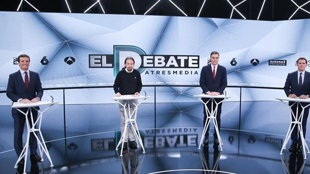 Debate de Atresmedia