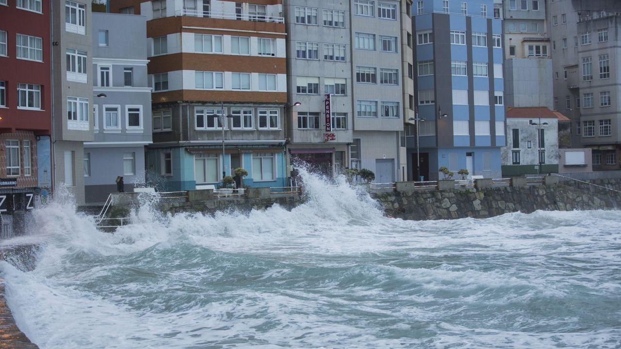 Habrá olas de hasta 8 metros, pero ¿por qué nunca las vemos así de altas?