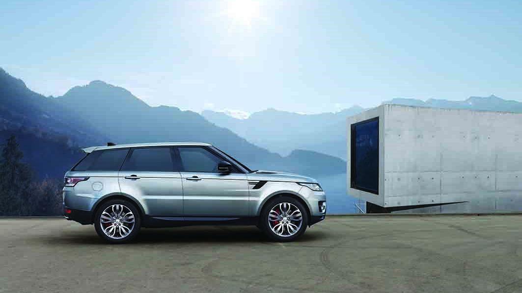 El coche más caro del mundo, en el salón de Ginebra.Range Rover Sport