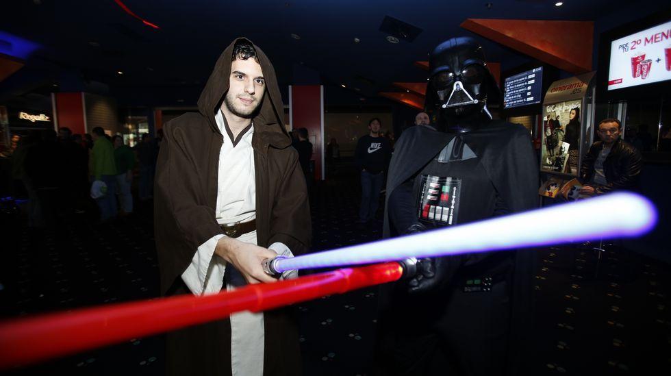 Poe Dameron y Finn