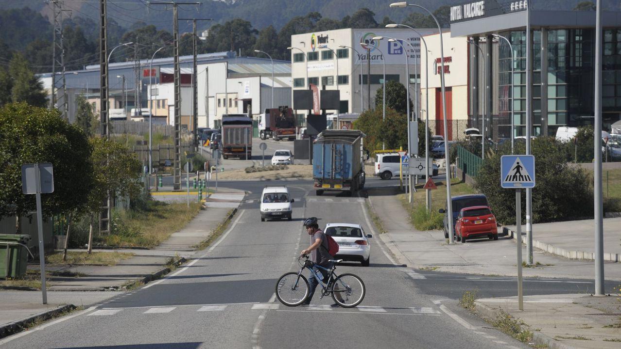 Así será la nueva estación de autobuses de Vigo.Isidro Martínez Oblanca