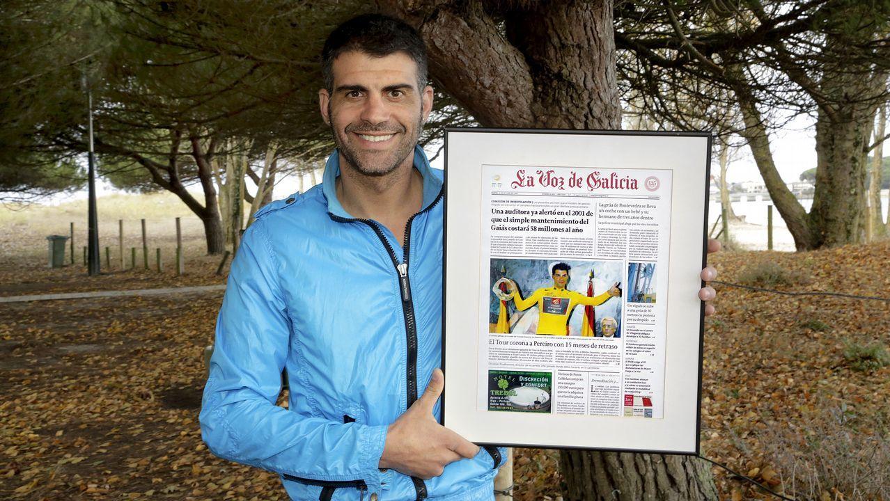 «Ganar el Tour de Francia fue como agarrar un sueño con mi mano».Nairo Quintana celebra su triunfo en Lagos de Covadonga
