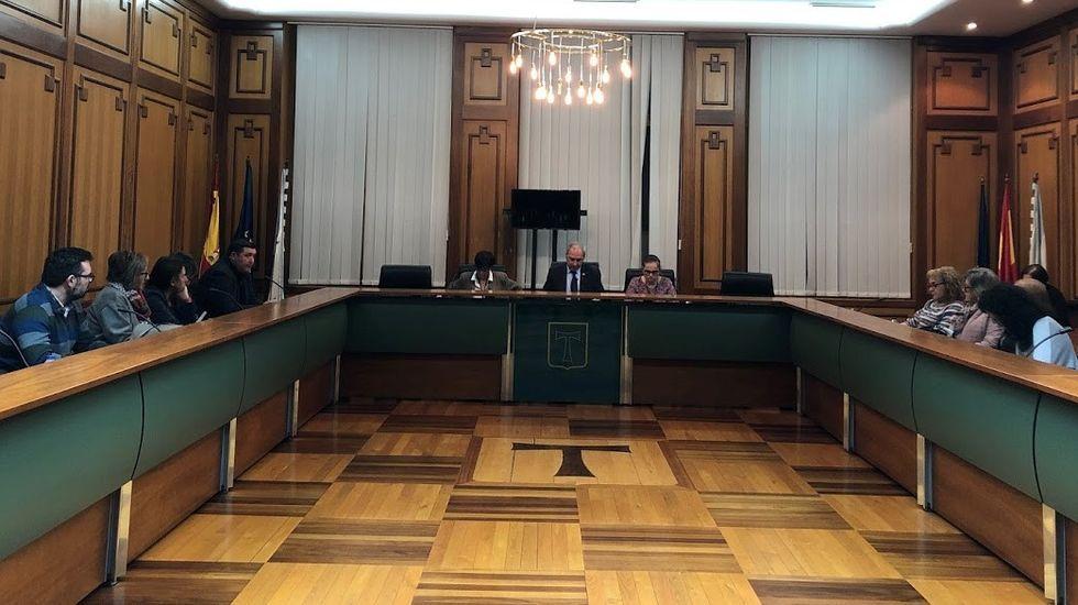 Acto de presentación de la sexta convocatoria del concurso de ideas empresariales