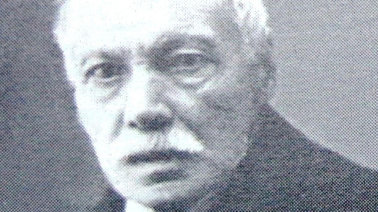 Ramón Quesada, fundador del Colegio de Médicos de Ourense