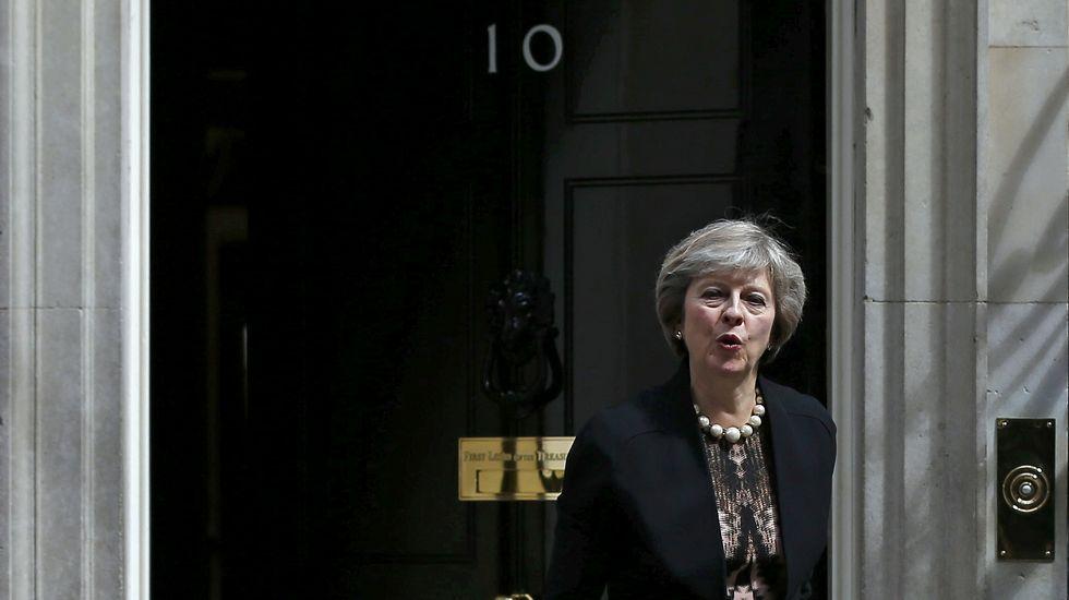 El próximo Primer Ministro de Reino Unido será una mujer