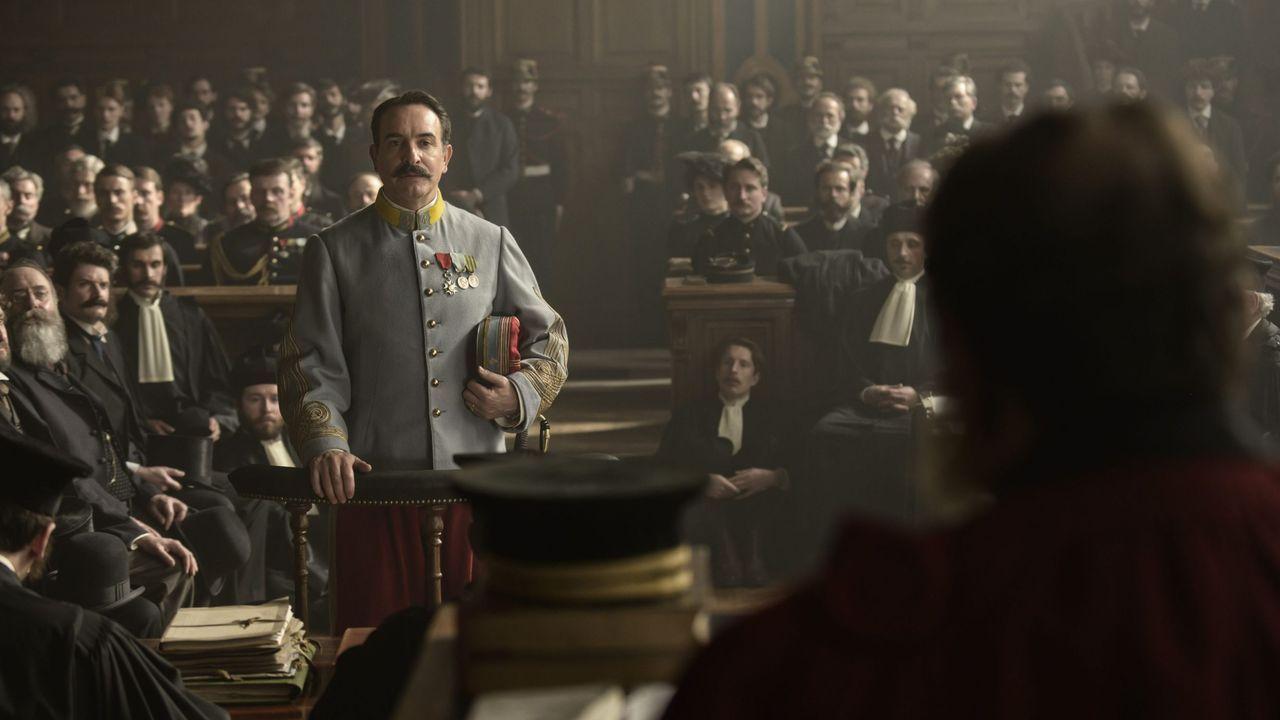 Fotograma del último filme de Roman Polanski, «El oficial y el espía»
