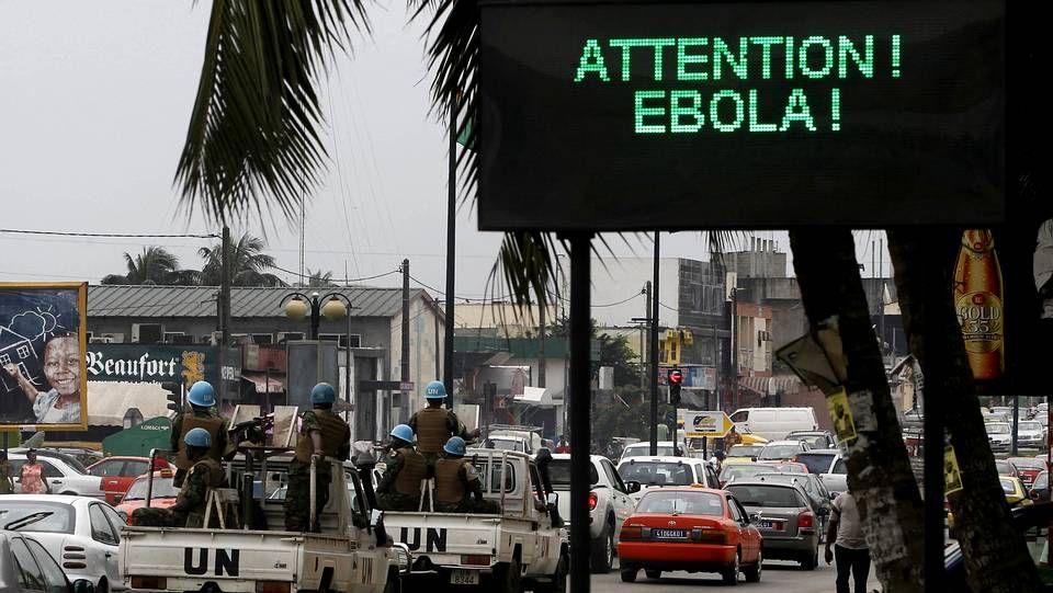 Así es el protocolo ante un caso de ébola.Guinea, Liberia, Nigeria y Sierra Leona son los estados más afectados en el actual brote de ébola