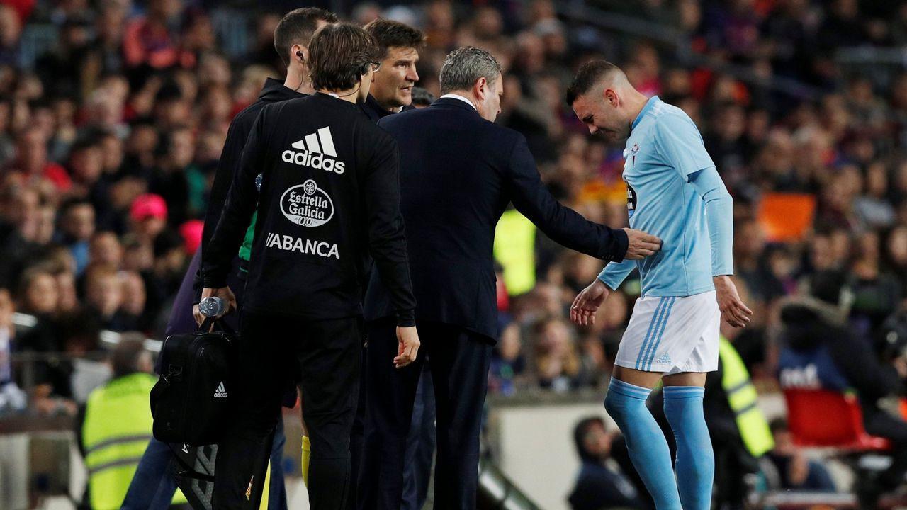 298 - Barcelona-Celta (2-0) de Primera el 22 de diciembre del 2018