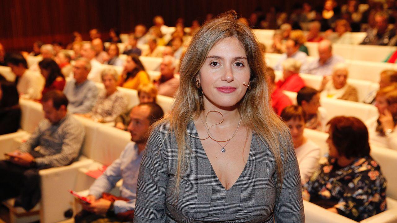 La doctora Sara González desvela secretos de la dieta atlántica