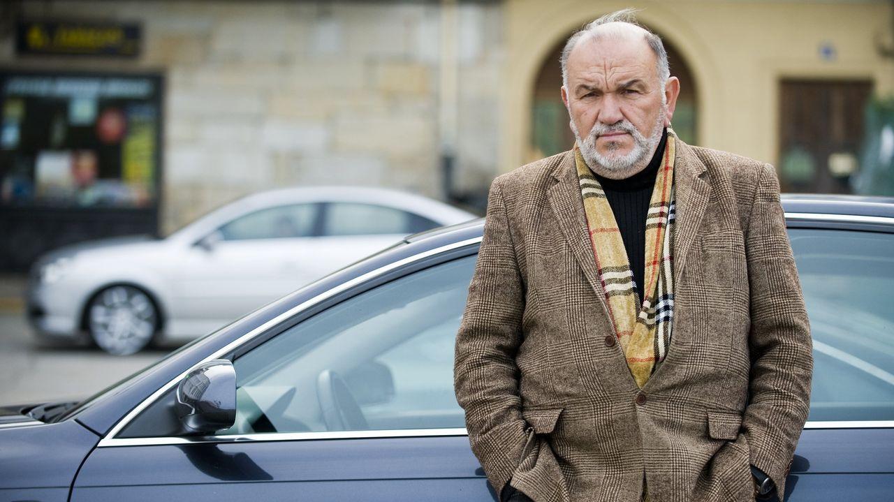 Manuel Bouza consiguió que, tras doce años de lucha, los tribunales de Justicia declarasen a la Xunta responsable de la muerte de su esposa y su hijo