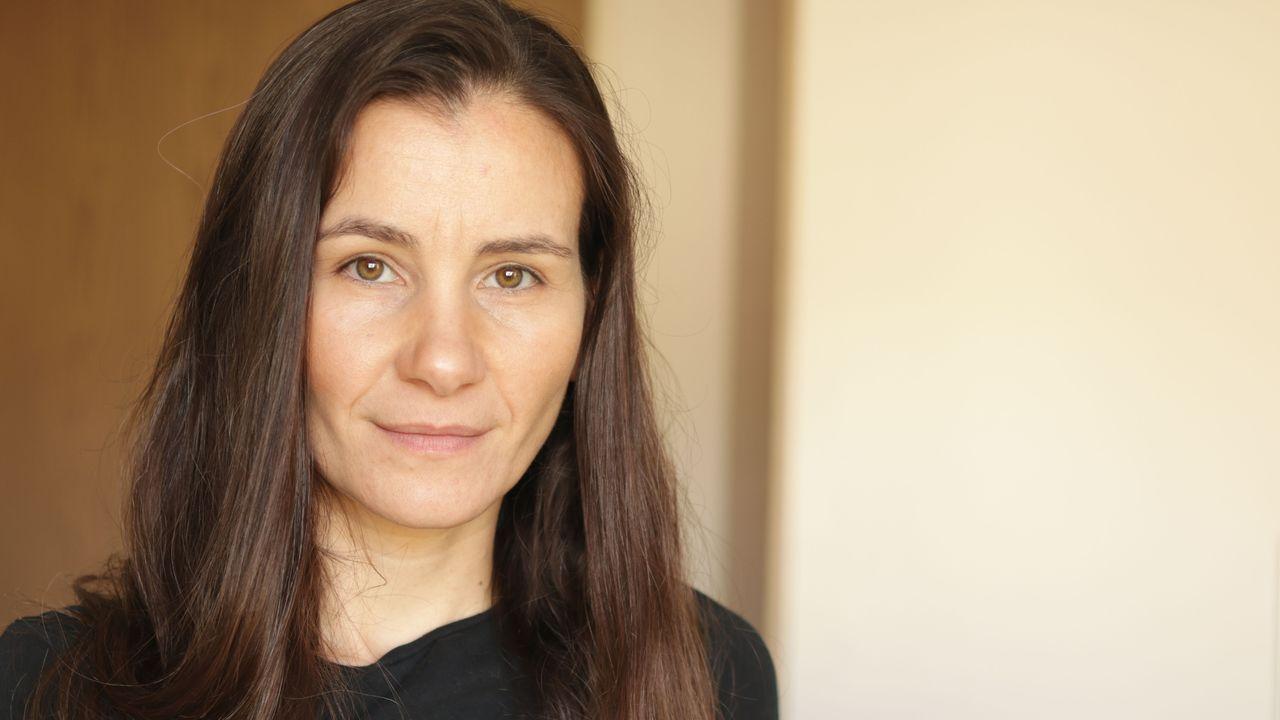 Marina Cancela Vázquez lleva casi nueve años en Suiza.