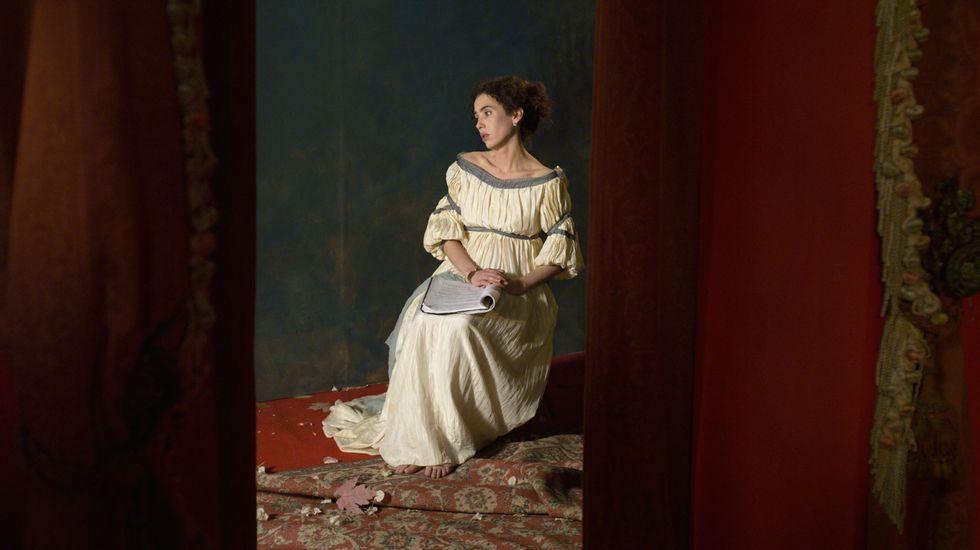 «A Vingança de Uma Mulher». Rita Azevedo Gomes, 2012.RODAJE DE UNA SERIE PARA LA TELEVISION COREANA EN LA PLAZA DE