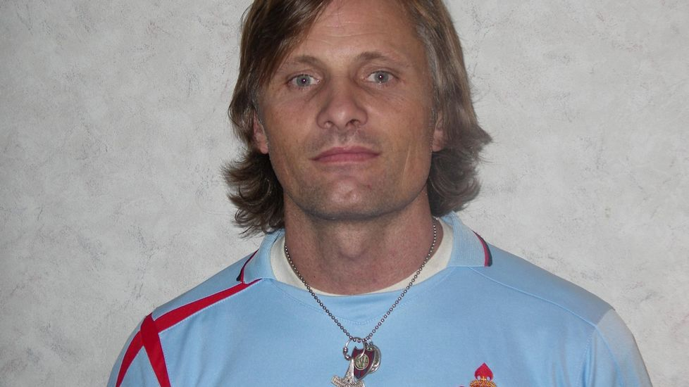 El actor Viggo Mortensen