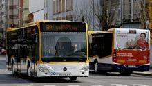 Monbus dispone de una flota de 700 autobuses