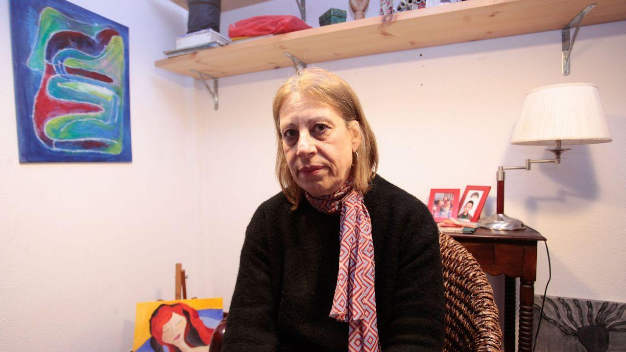 Hugo Luaces, un joven con autismo, relata ante la Comisión Europea cómo vive en Lugo