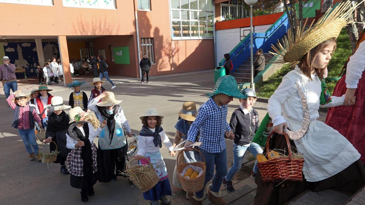 Las imágenes de la andaina inclusiva y accesible de Íntegro en Camariñas.El alijo del Titan Tercero, desembarcado en Gran Canaria