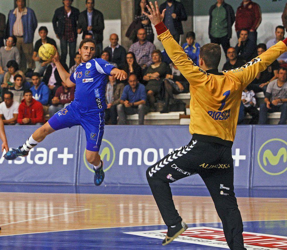 Ledes espera ganarse una oportunidad en el primer equipo con su juego en el filial.