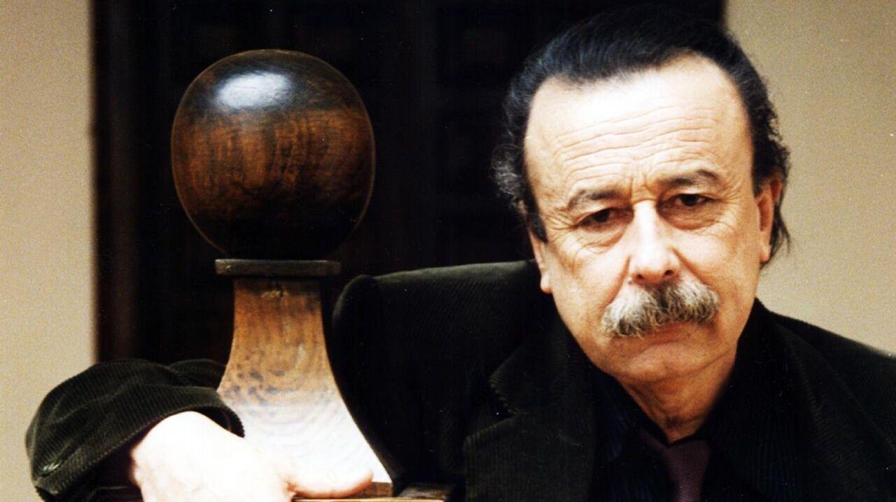 Juan Cueto, en una imagen de 1997
