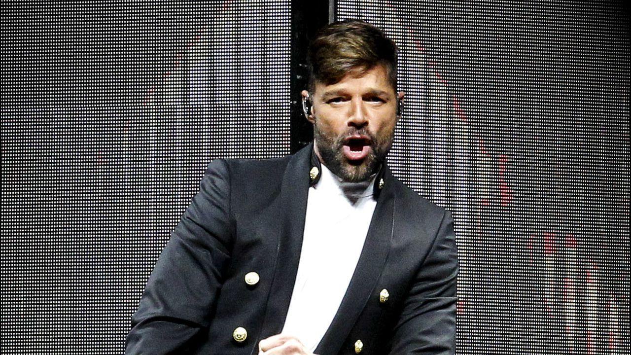 Concierto solidario frente al coronavirus: One World, Together At Home.Ricky Martin, en una imagen de archivo