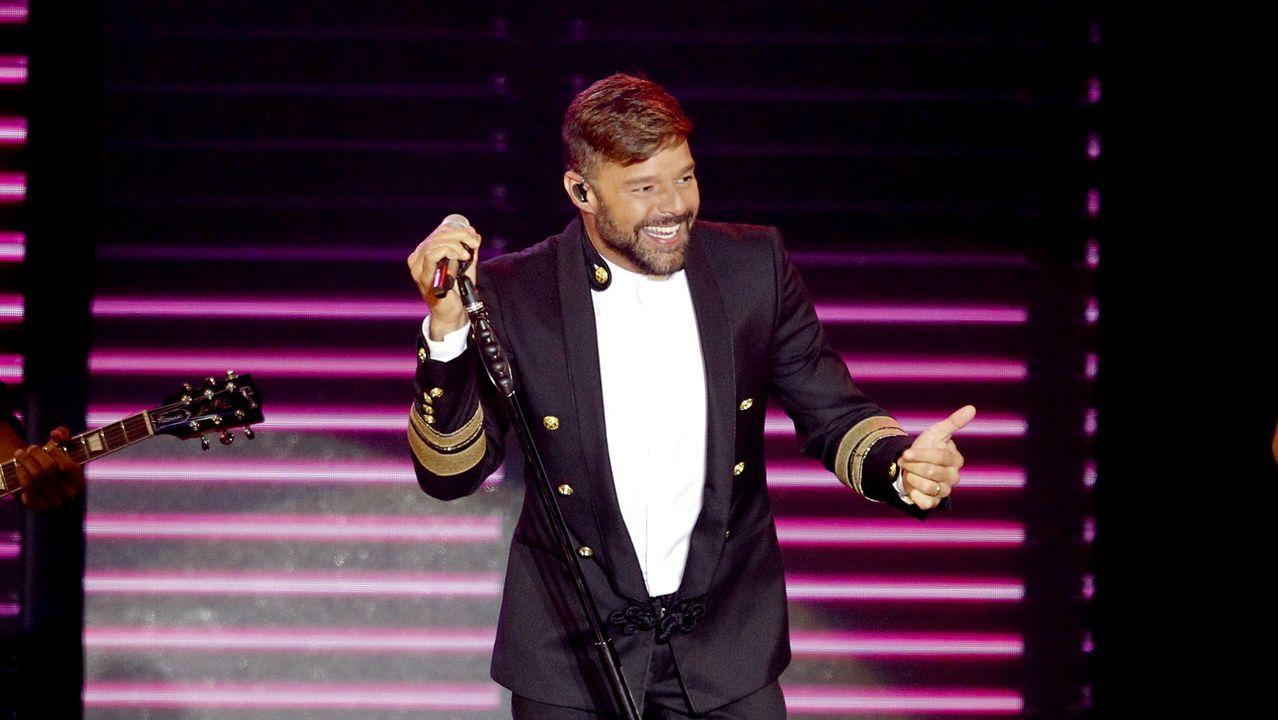Ricky Martin, en una imagen de archivo