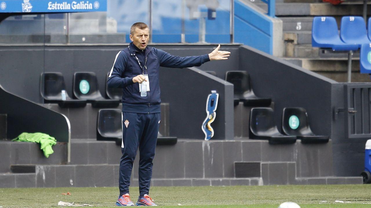 'Cuco' Ziganda y Miroslav Djukic