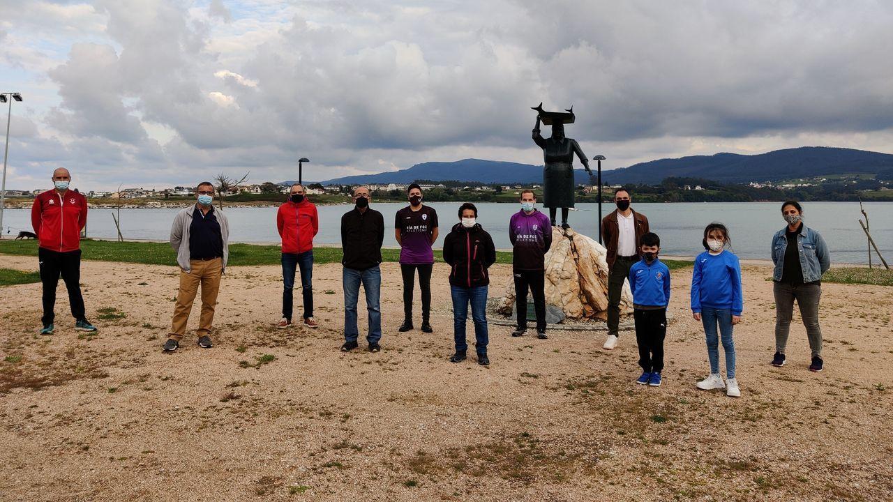En marcha la ampliación del Ifevi en Vigo.Imagen de archivo de un campeonato gallego de marcha disputado en A Pobra
