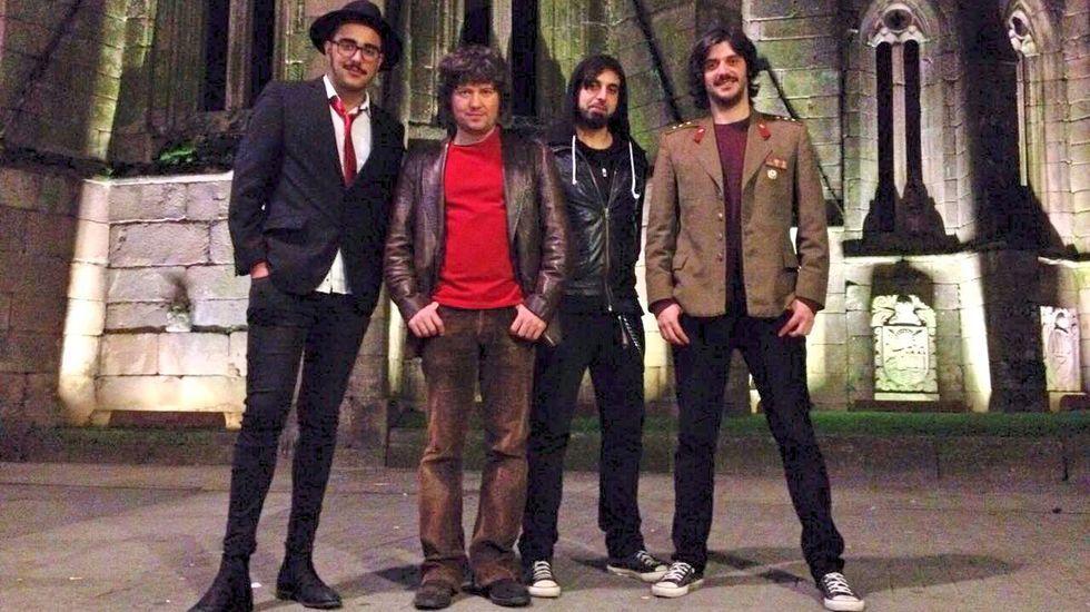 Moon Cresta ofrecerá un concierto a las 22.00 horas en el Jager Lounge
