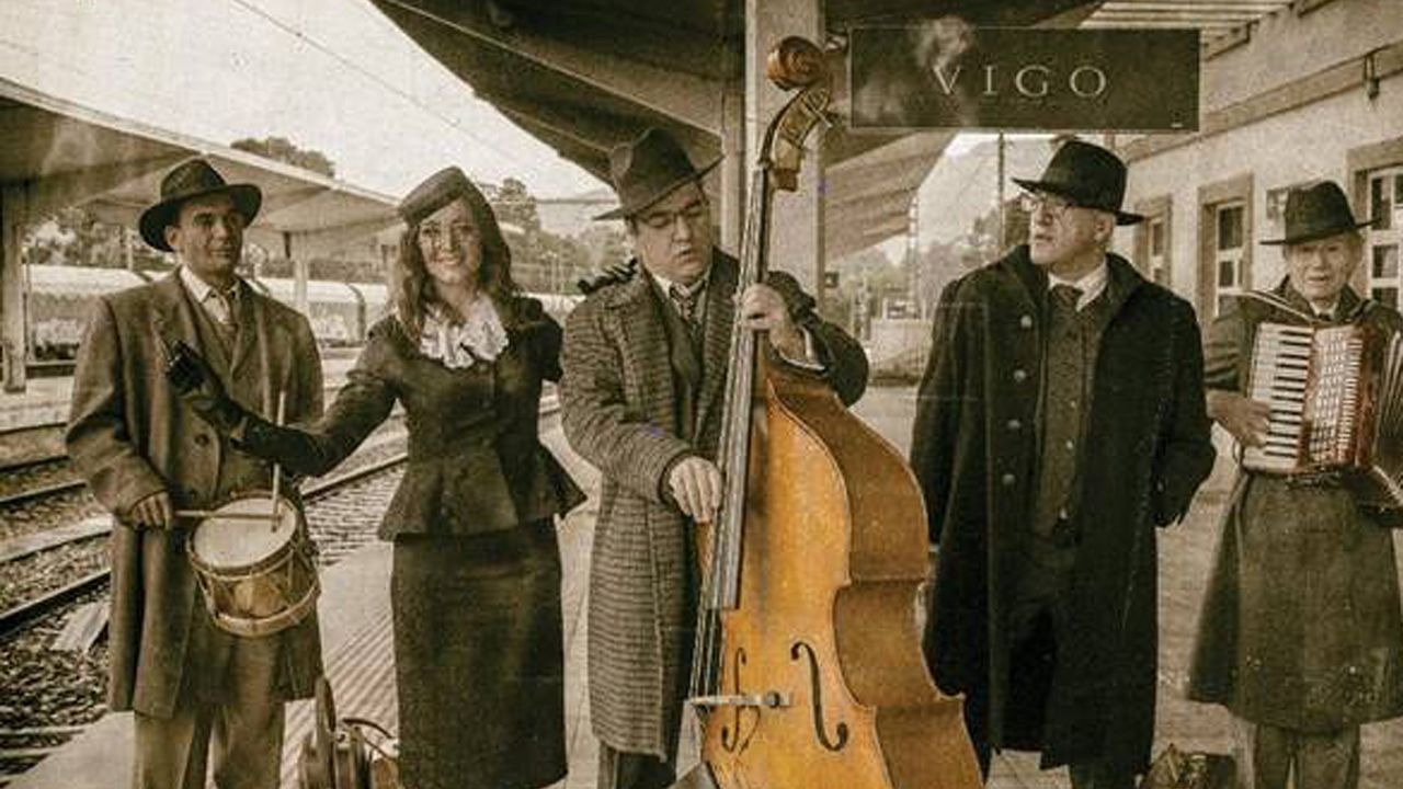 Imaxe promocional do espectáculo «Un verso, un cantar», que se ofrecerá en Quiroga