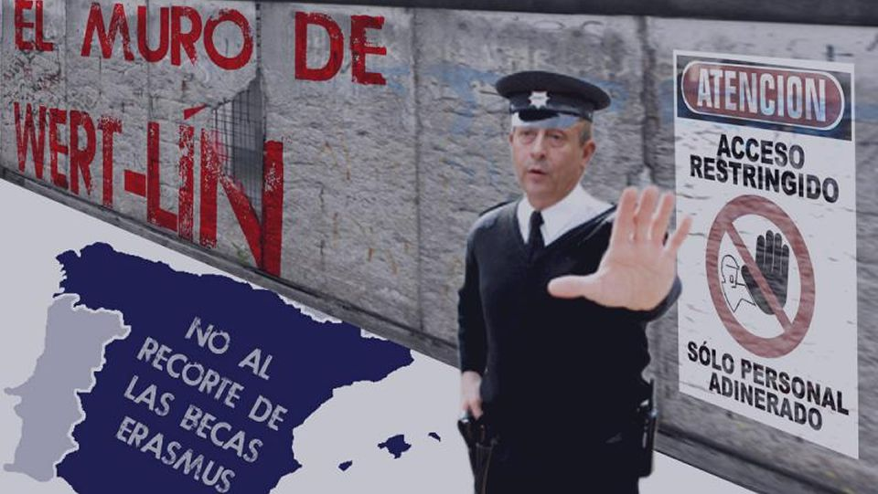 La ofensiva de las Juventudes Socialistas para defender las becas Erasmus