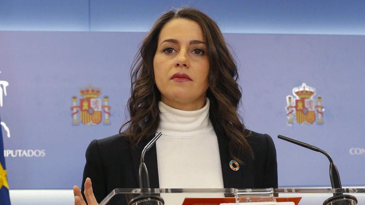 Rajoy: «Hasta para declarar la independencia hay que ser serios».Santiago Abascal, presidente de Vox