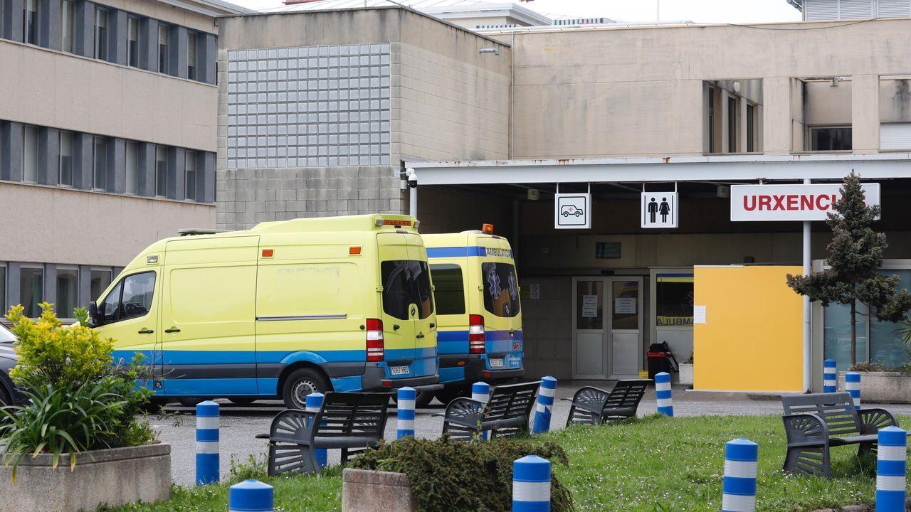 El Sergas continúa haciendo un rastreo por toda la comarca y sigue citando a mariñanos a realizar la prueba del covid-19 en el hospital comarcal, en Burela