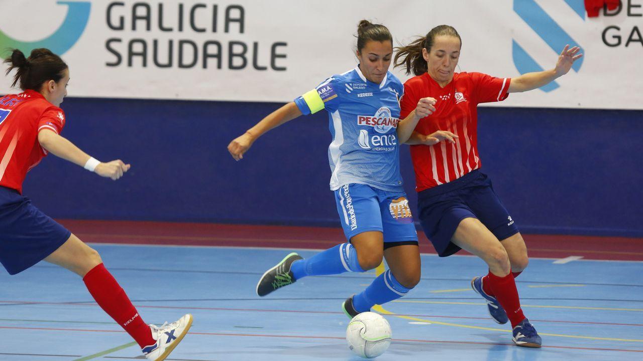 Minicopa Galicia de baloncesto en A Raña