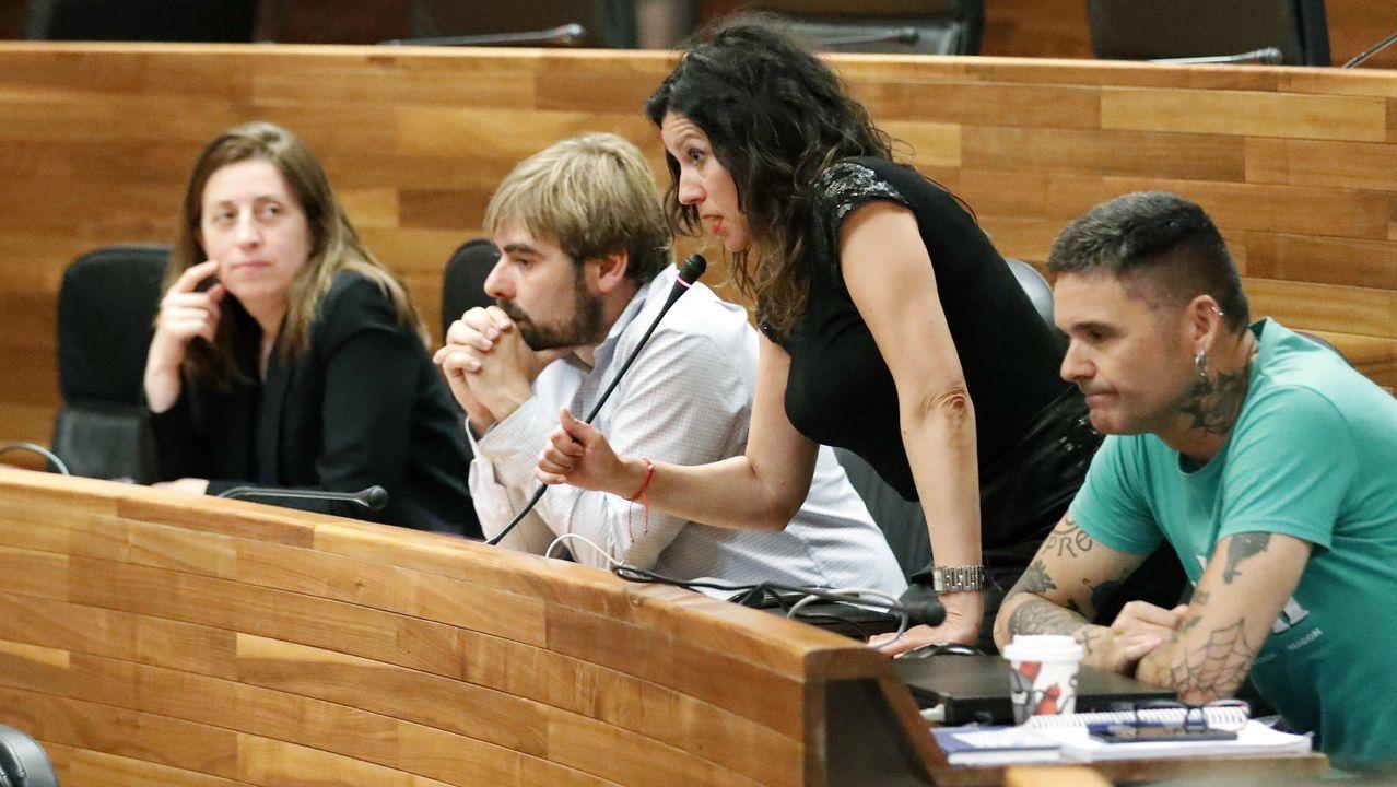 Barbón se proclama nuevo presidente de Asturias.Los cuatro diputados de Podemos han impedido que este viernes fuese elegido el candidato socialista a presidir el Principado de Asturias