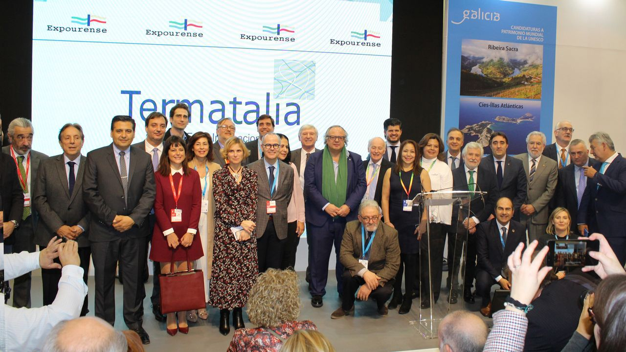 Expourense presentó en Madrid una nueva edición de Termatalia