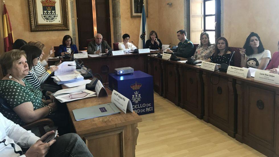 O Concello de Outeiro de Rei constituíu hai dous anos e medio unha Mesa de Coordinación contra a Violencia de Xénero