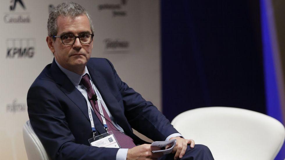 Inditex impulsa el crecimiento de sus ventas e incrementa su beneficio un 9 %.Pablo Isla
