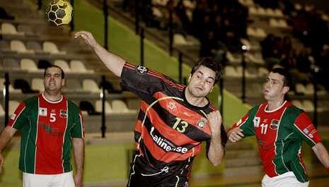 El Lalinense y el Chapela se midieron por última vez en enero en la Copa Diputación.