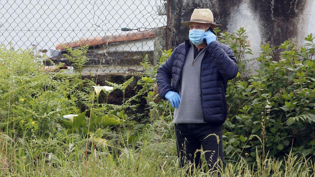 Operación Conjunta de la Agencia Tributaria y la Policía Nacional contra el narcotráfico.Vivienda de Juan Carlos Santorum, cabecilla de la operación y fugado