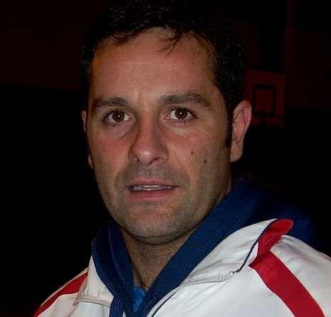 El técnico Juan Nécega.