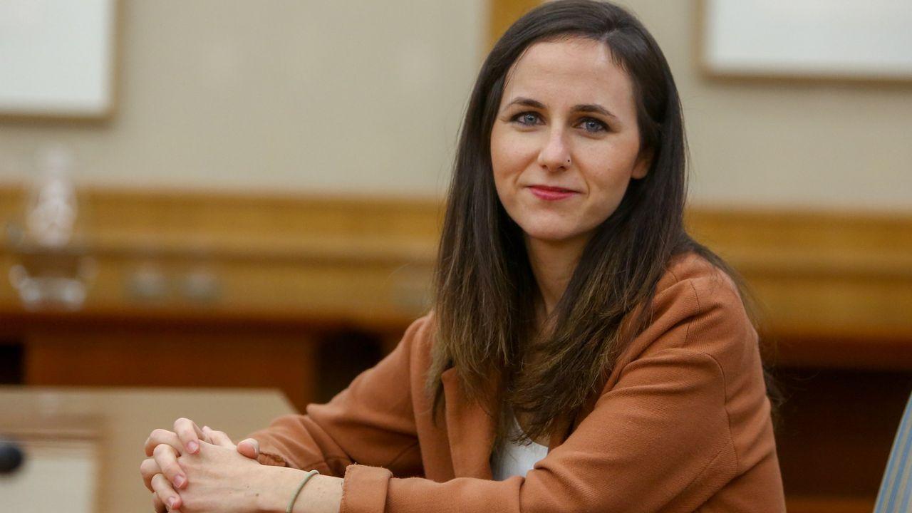 Ione Belarra, ministra de Derechos Sociales y de la Agenda 2030