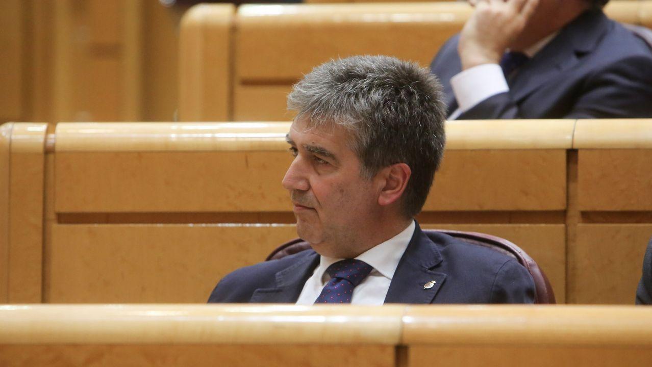 Imagen de archivo de Ignacio Cosidó